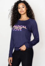 Be Love 'Radical Love' Raglan Pullover