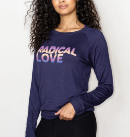 Be Love 'Radical Love' Raglan Pullover