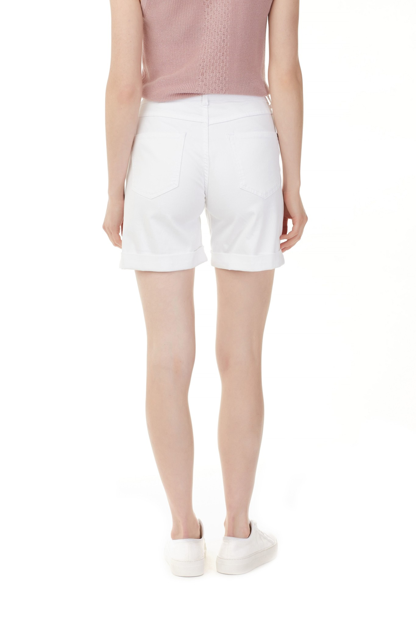Charlie B Charlie B Short w Roll-Up Hem - Multiple Colors