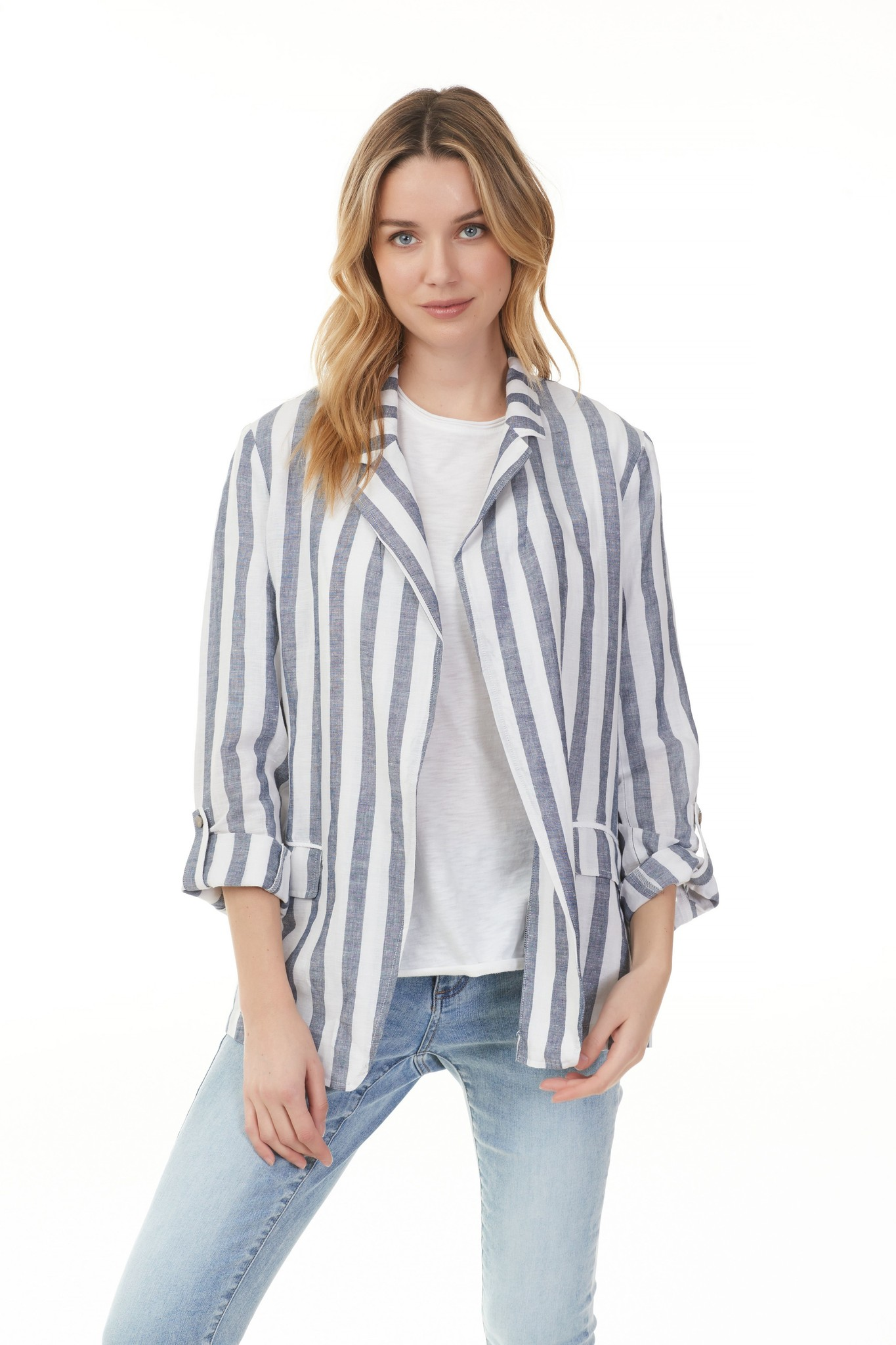 Charlie B Charlie B Jacket - Nautical