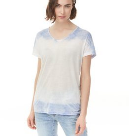 Charlie B Charlie B Burnout Top - Denim