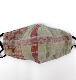 Baizaar Kantha Face Mask - Neutral Milk Hotel