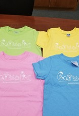 Catholic Toddler Pastel Shirt