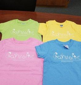 Catholic Toddler Pastel Shirt