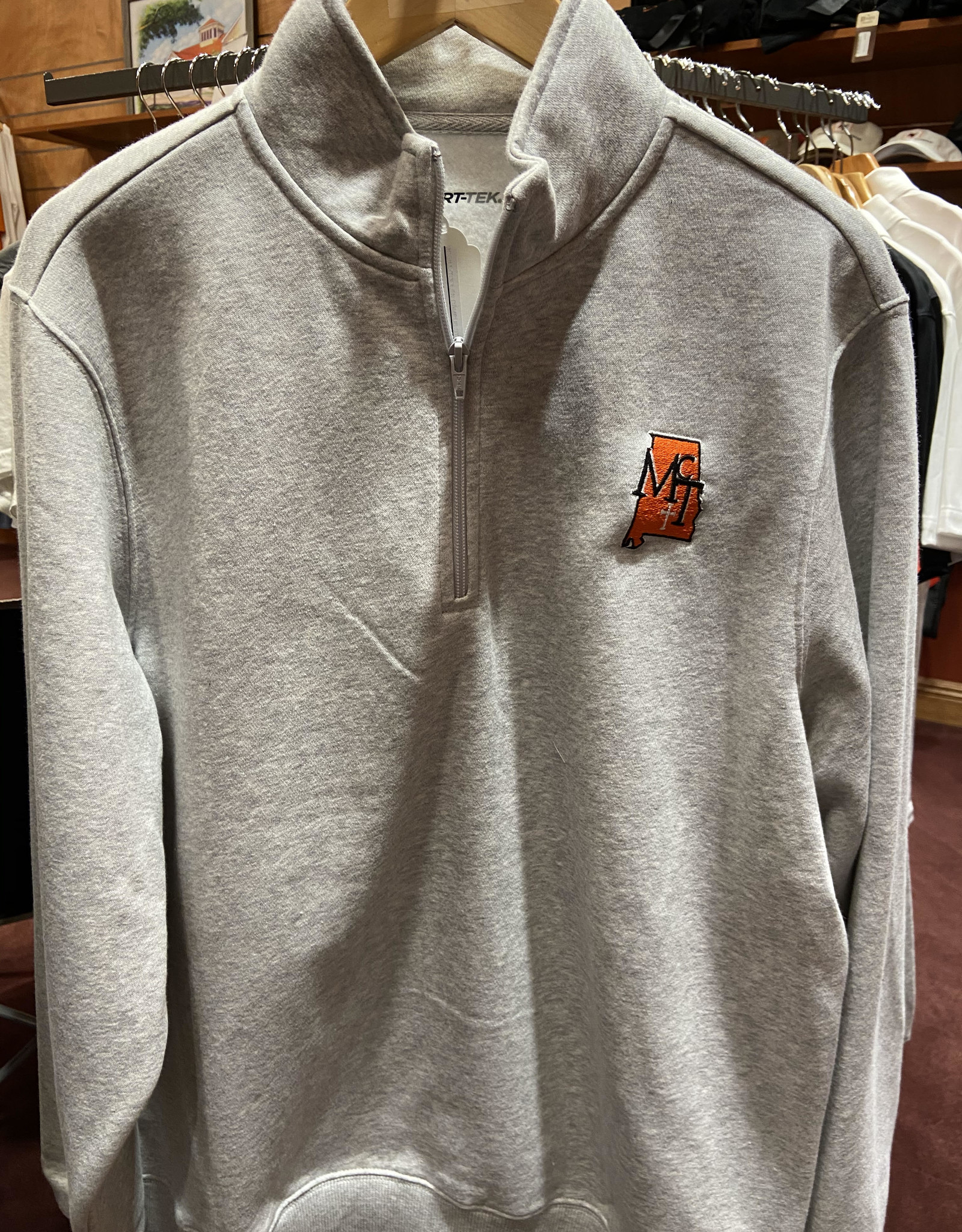 Riley Copeland Sport Tek 1/4 Zip Fleece