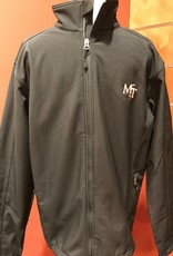 Men's Black Jacket w/ McT Logo