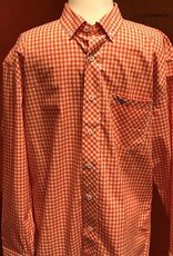 Southern Comfort Gingham Button Down w/Jacket