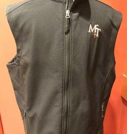 Black Vest w/ McT Logo