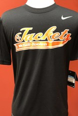 Nike Legend Short Sleeve T  Black YM