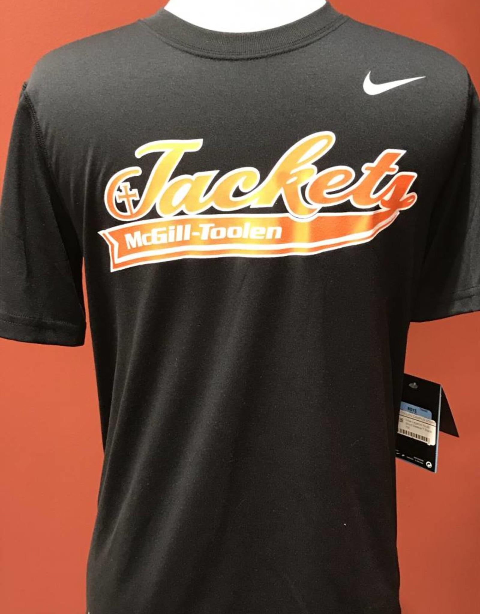 Nike Legend Youth Short Sleeve T