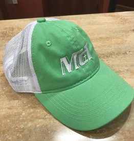 Trucker Hat w/White Logo