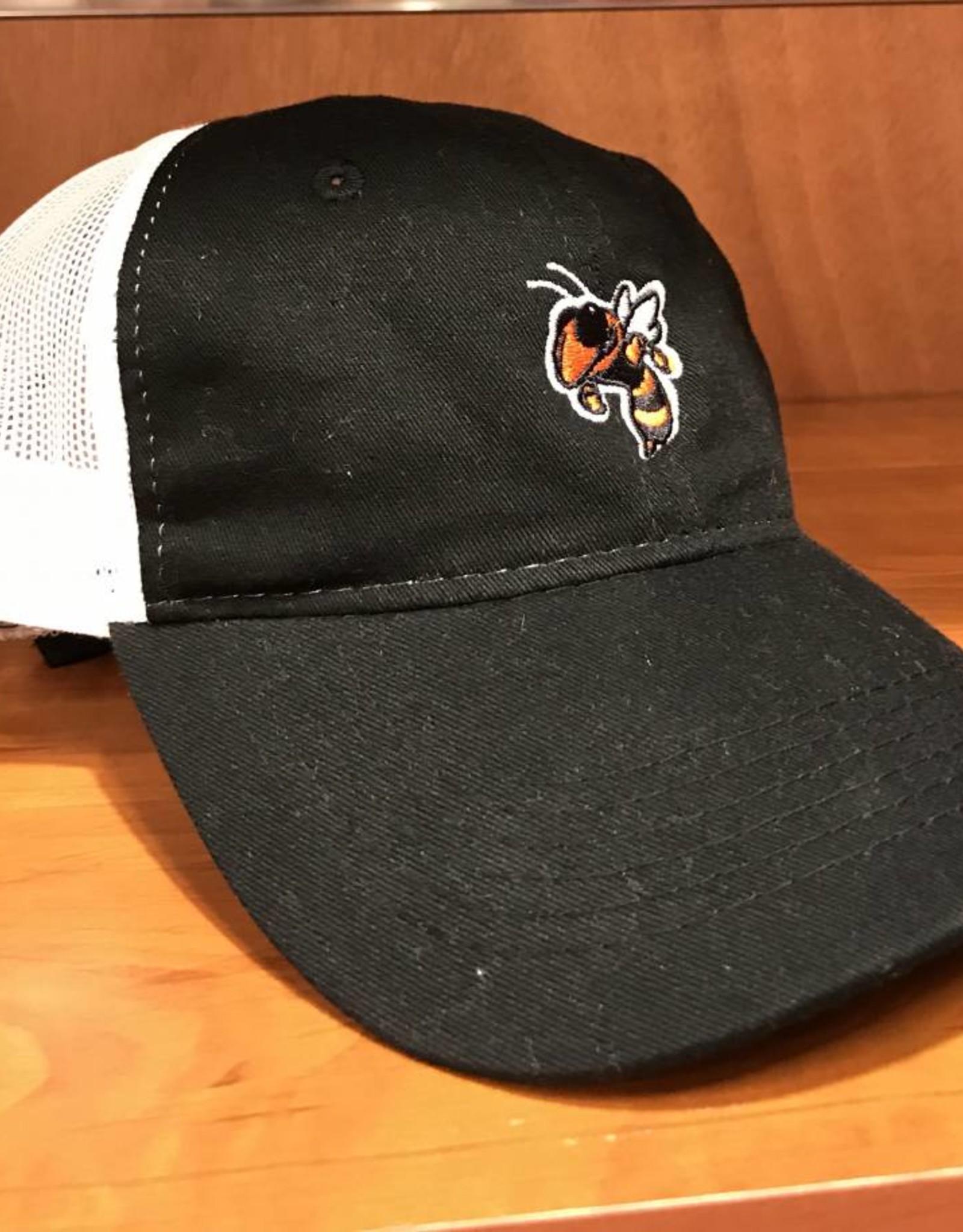 Trucker Hat w/White Logo