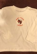Long Sleeve Toddler Shirt w/Logo