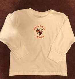 Long Sleeve Toddler Shirt w/Logo