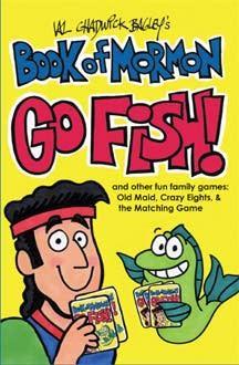 BOOK OF MORMON GO FISH