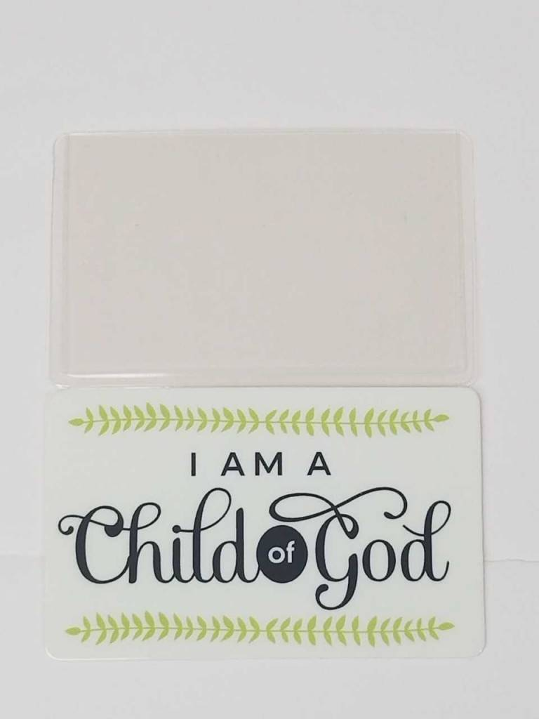 I am a Child of God RECOMMEND HOLDER