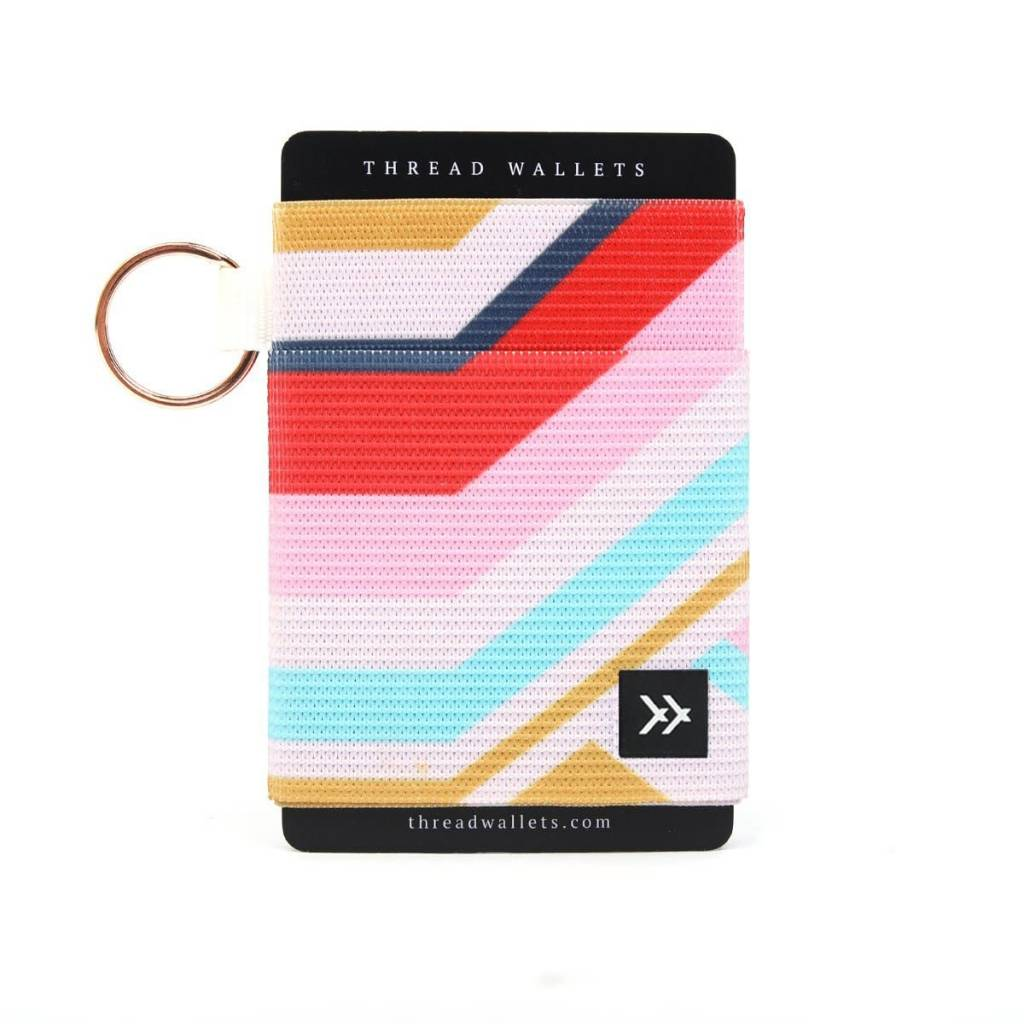 THREAD WALLETS ELASTIC CARDHOLDER