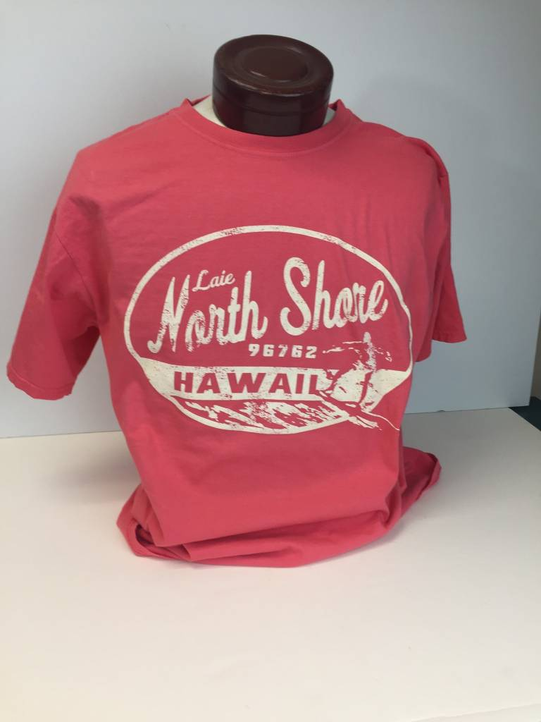 LAIE NORTH SHORE DYED RINGSPUN TEE