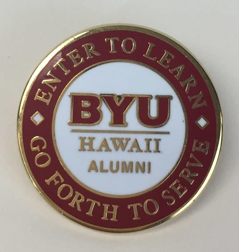DISC BYUH Alumni Tie Pin