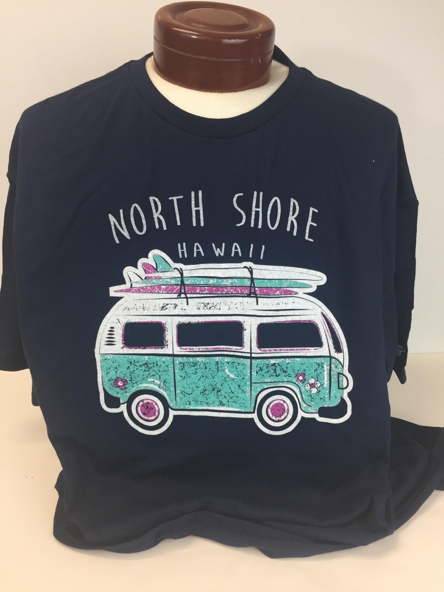 North Shore Van T-shirt