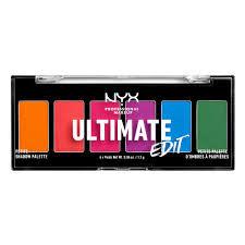 Ultimate Edit eye shadow BRIGHTS