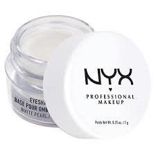 NYX Eye shadow base White pearl