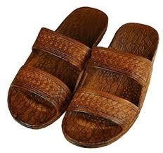 Bible Slippers Brown