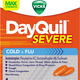 DayQuil Severe 4 Caplets