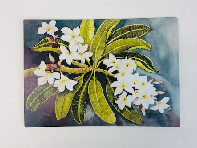 OC Designs Small Postcard