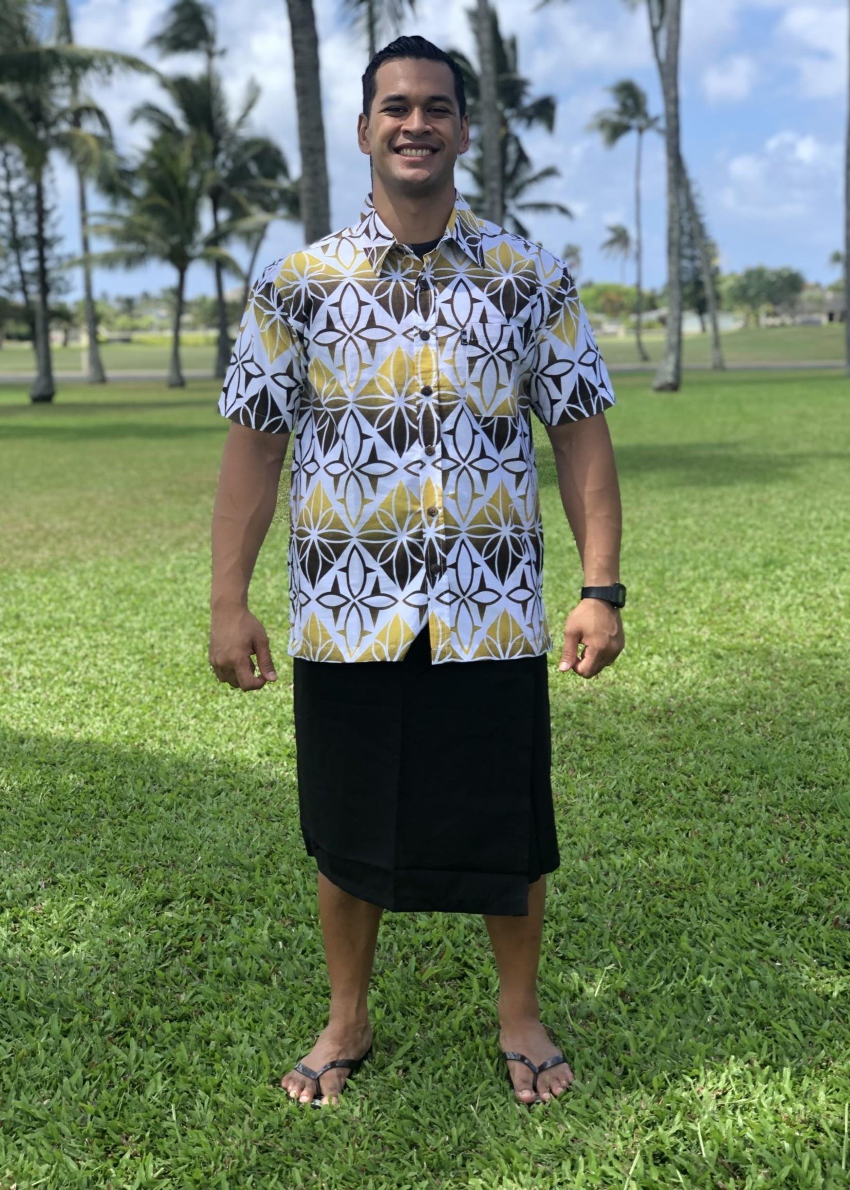 Sulu, Tupenu, Ie Faitaga, Formal Lavalava