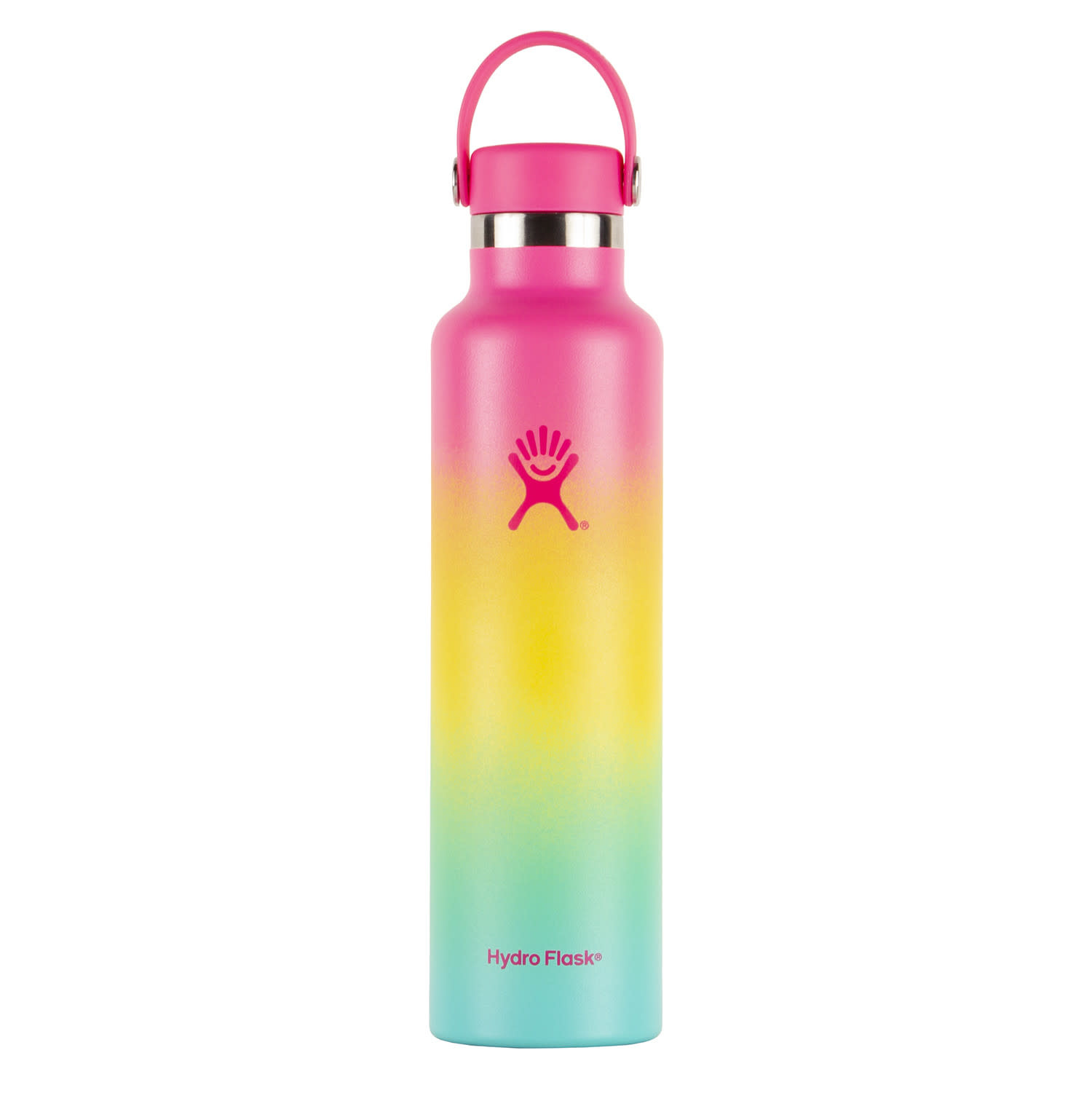 Hydro Flask Alpenglow Pink Lid 24 OZ