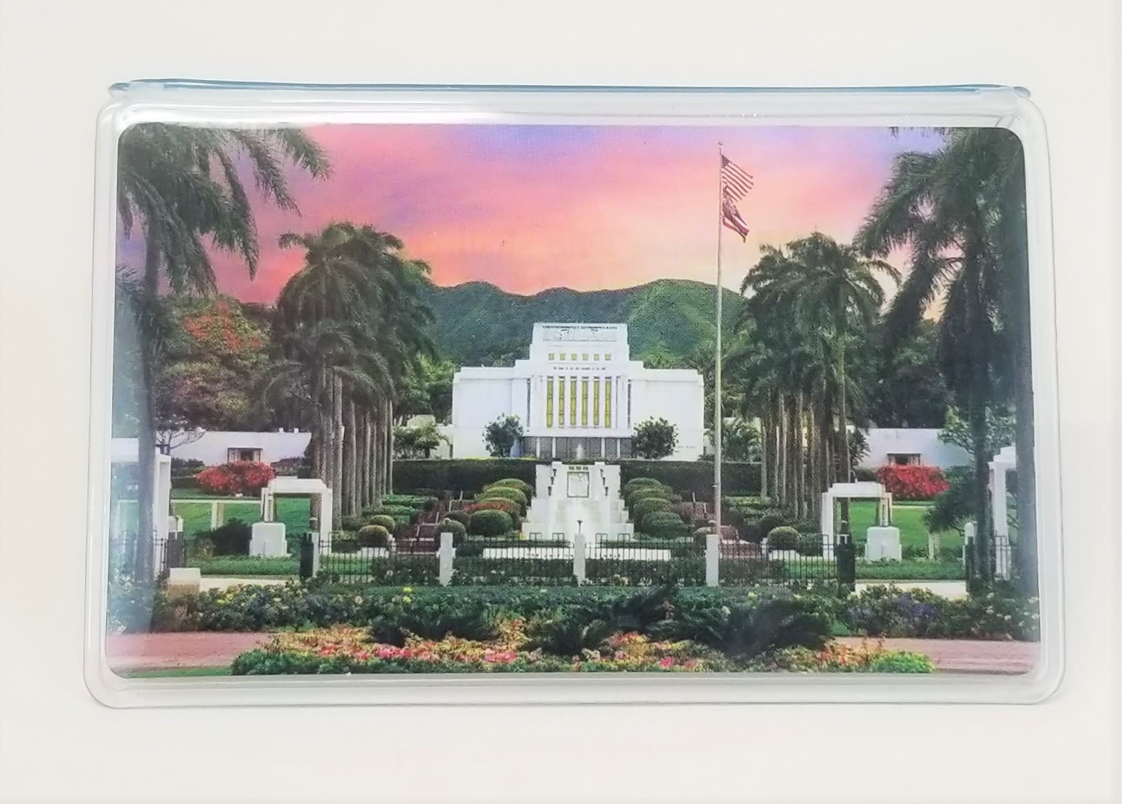 Covenant Comm LAIE TEMPLE RECOMMEND HOLDER