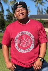 CHURCH COLLEGE OF HAWAII TEE