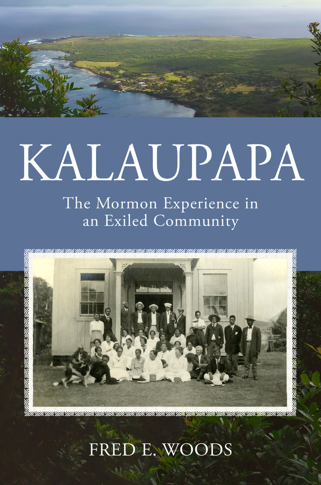 REFLECTIONS OF KALAUPAPA BY FRED WOODS