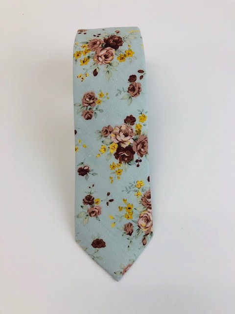 Skinny Ties  Floral and Assorted