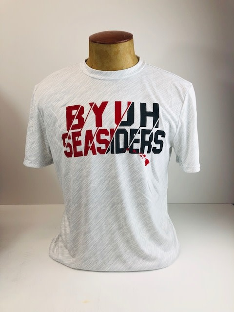 BYUH Seasiders with HI Islands Athletic Shirt