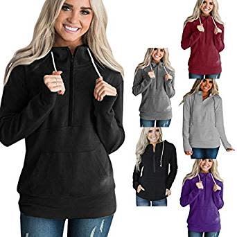 Fashion Hooded Long Sleeve