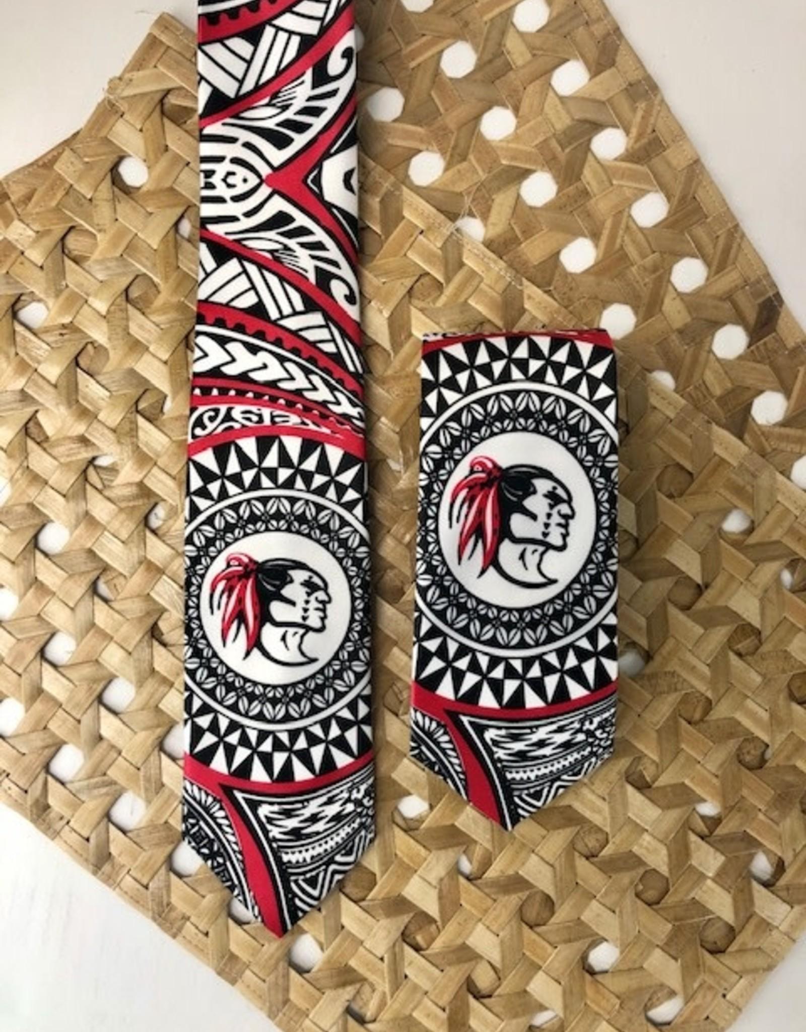 Kahuku Red Raiders Tie
