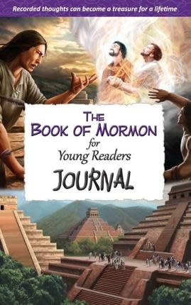 Deseret Books BOOK OF MORMON FOR YOUNG READERS JOURNAL