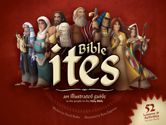 Deseret Books DISC ITES AN ILLUSTRATED GUIDE Bible