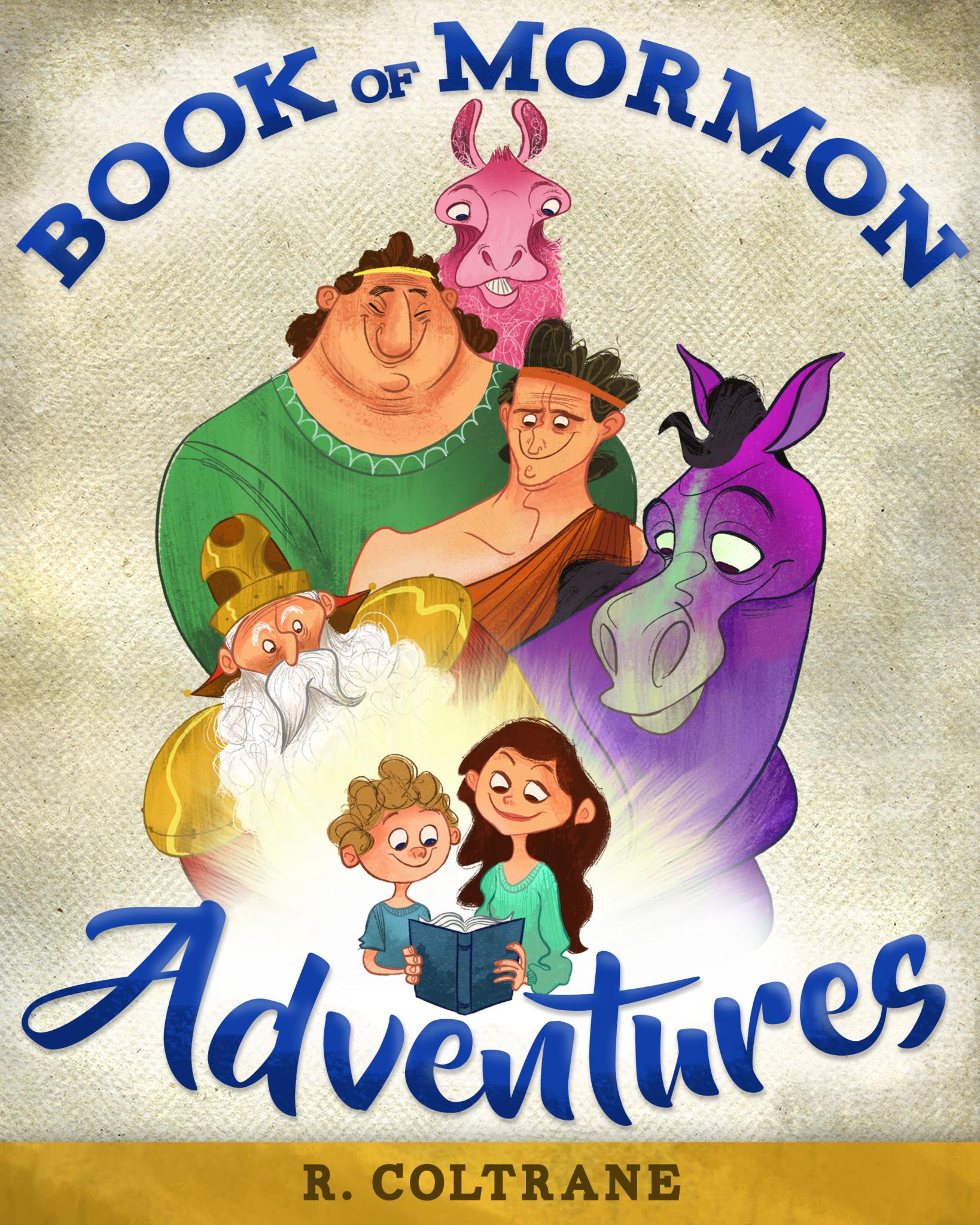 Book of Mormon Adventures