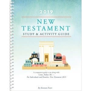 DISC 2019 New Testament Study & Activity Guide