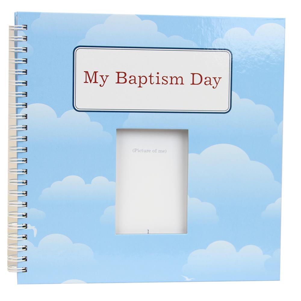 My Baptism Day