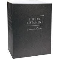 Deseret Books Old Testament Journal Edition
