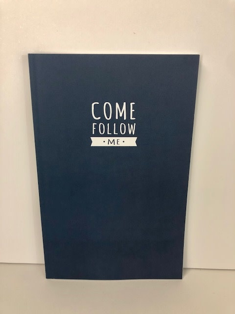 Come Follow Me Journal -