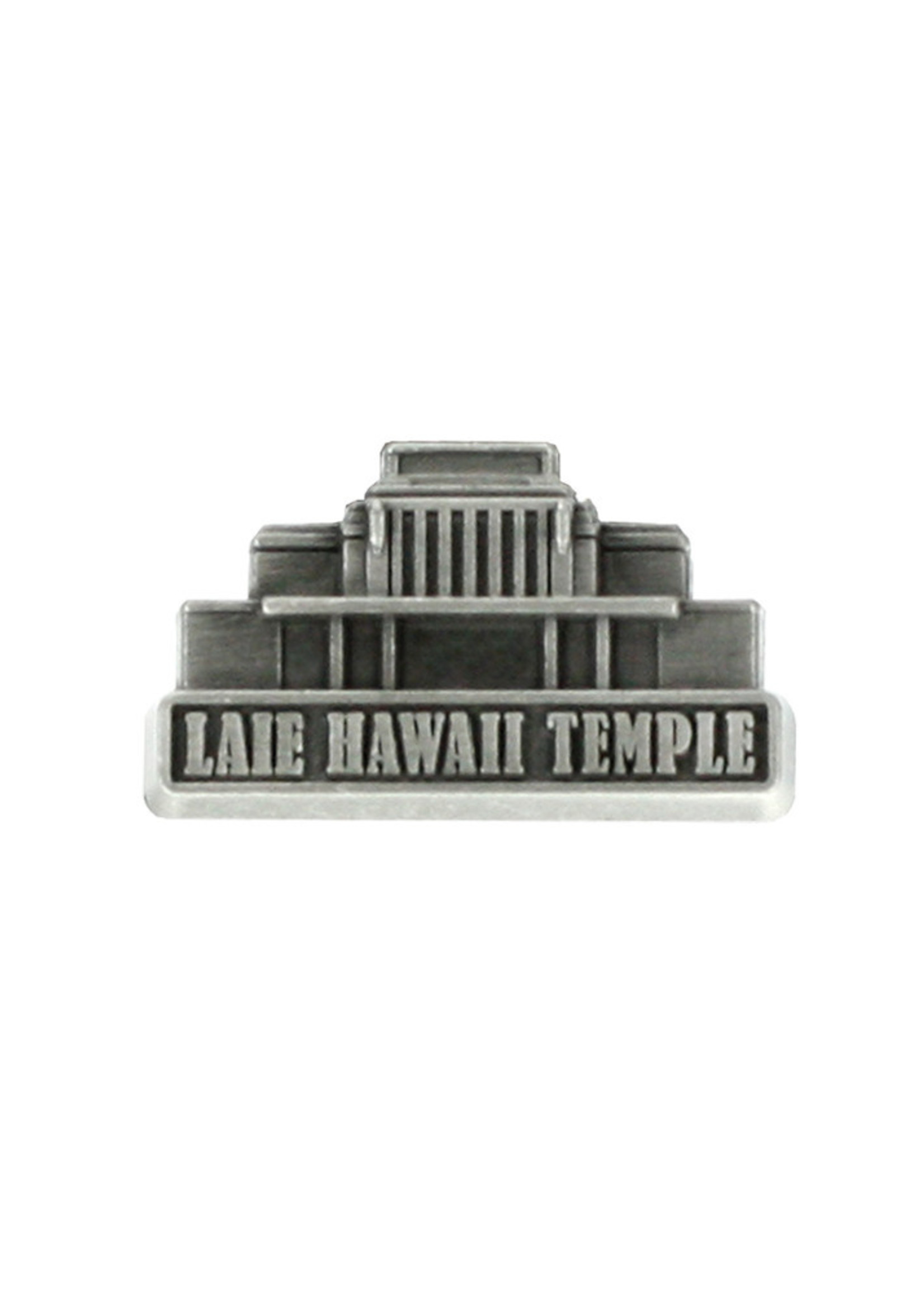 Laie Temple Tie Pin