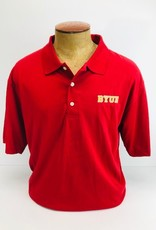 BYUH Red Polo