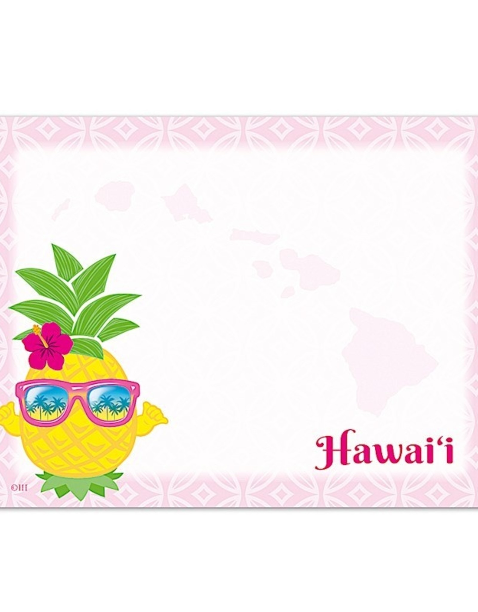 ALOHA STICKY NOTES