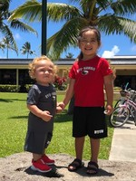 Clearance - Toddler Tee BYU-H