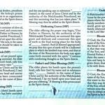 PRIESTHOOD ORDINANCE CARD ENGLISH